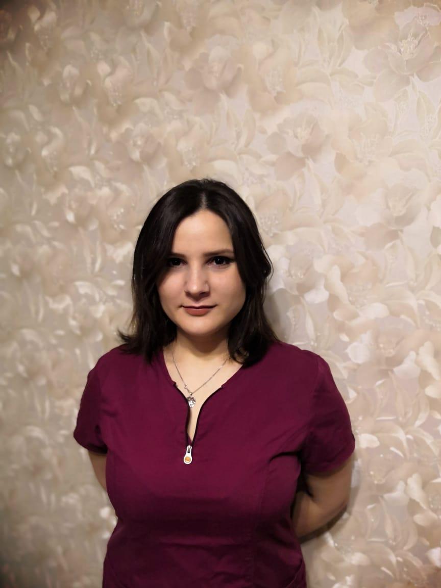 Жарук Анастасия Дмитриевна