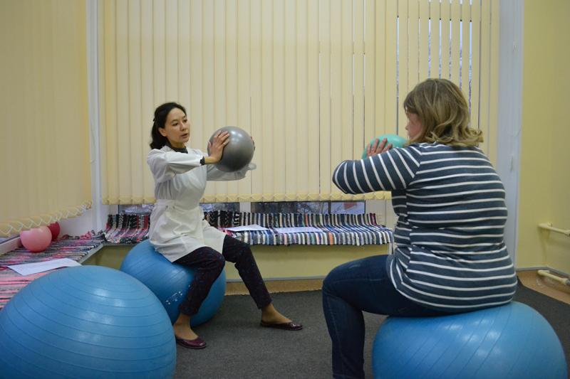 Школа для беременных в роддоме 13
